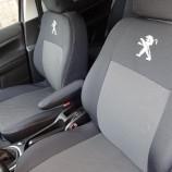 EMC Чехлы на сиденья Peugeot Partner 2008-