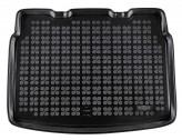 Резиновый коврик в багажник VW Tiguan 2016- (нижний ярус) Rezaw-Plast