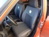 EMC Чехлы на сиденья Suzuki Swift 2005-2010 (цельный)
