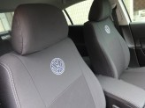 EMC Чехлы на сиденья Volkswagen Polo 4 HB 2002-2005 (раздельный)