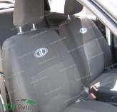 EMC Чехлы на сиденья ВАЗ Калина 2118 седан 2004-