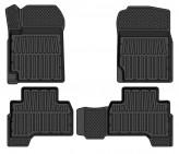 Глубокие резиновые коврики Suzuki Grand Vitara 2005-
