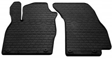 Stingray Резиновые коврики AUDI A8 (D5) 2018- (передние)