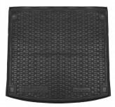 Резиновый коврик в багажник Volkswagen Touareg 2018-