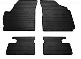 Резиновые коврики Chevrolet Spark 2004-2009