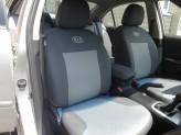 EMC Чехлы на сиденья Kia Rio sedan 2015- (делённый салон)