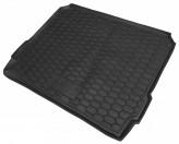 AvtoGumm Резиновый коврик в багажник Lada Xray (верхний ярус)