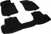 Глубокие резиновые коврики в салон Citroen C3 2009-2016 DS3
