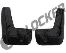 Брызговики передние Citroen C3 mkII (09-) hatchback L.Locker