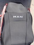 EMC Чехлы на сиденья MAN TGX TGS (1+1) 2007- (высокая спинка)