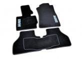 Prestige LUX Ворсистые коврики BMW X3 (F25)