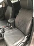 EMC (Экокожа) Чехлы на сиденья Audi A4 (B7) Avant 2004-2008