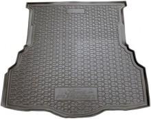 Резиновый коврик в багажник Ford Fusion USA Mondeo sedan 2013-