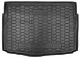 AvtoGumm Резиновый коврик в багажник Kia Stonic 2017- (нижняя полка)
