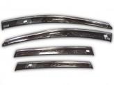 Дефлекторы окон Honda Accord Sd 2013-