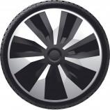 Argo Колпаки Orion Van Silver Black R16 (Комплект 4 шт.)