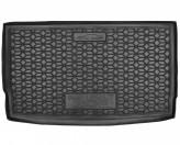 AvtoGumm Резиновый коврик в багажник Renault Zoe