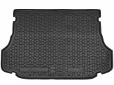 AvtoGumm Резиновый коврик в багажник Kia Sorento 2002-2009