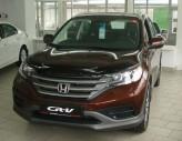Sim Дефлектор капота Honda CR-V  2012-2017