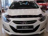 Дефлектор капота Hyundai i40 2011-
