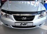 Sim Дефлектор капота Hyundai NF 2005-2010