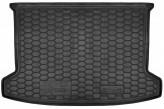 AvtoGumm Резиновый коврик в багажник Kia Rio X-Line 2017-