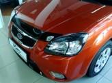 Sim Дефлектор капота Kia Rio 2005-2011