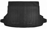 AvtoGumm Резиновый коврик в багажник SUBARU Forester 2018-