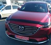 Sim Дефлектор капота Mazda CX 9 2016-