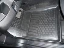 Глубокие резиновые коврики в салон Fiat Bravo II (06-) L.Locker