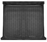 AvtoGumm Резиновый коврик в багажник Renault Kangoo 2008-2018 (длинная база 115x115 см)