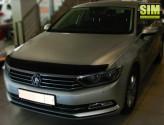 Sim Дефлектор капота Volkswagen Passat B8