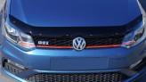 Дефлектор капота Volkswagen Polo Sedan/HB 2009-