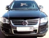Sim Дефлектор капота Volkswagen Touareg 2002-2010