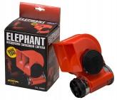 Сигнал воздушный CA-10405 Еlephant 12V красный