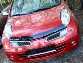 Sim Дефлектор капота Nissan Micra 2002-2010