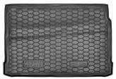 AvtoGumm Резиновый коврик в багажник RENAULT Megane 2002-2009 (хетчбэк)