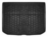 AvtoGumm Резиновый коврик в багажник Audi A3 Sportback 2012-