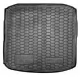 AvtoGumm Резиновый коврик в багажник Audi A3 седан 2012-