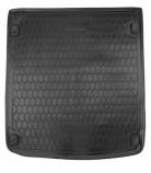 AvtoGumm Резиновый коврик в багажник Audi A6 (С7) 2011-2018 Avant (универсал) пол без адаптивного крепежа