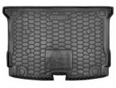 AvtoGumm Резиновый коврик в багажник BMW i3