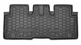 AvtoGumm Резиновый коврик в багажник Citroen SpaceTourer 2016-