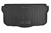 AvtoGumm Резиновый коврик в багажник Citroen C1 2014-