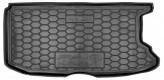 AvtoGumm Резиновый коврик в багажник FIAT 500 e