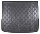 AvtoGumm Резиновый коврик в багажник Ford Focus 2004-2011 (универсал)