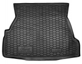 AvtoGumm Резиновый коврик в багажник Ford Sierra (седан)