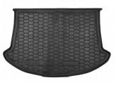 AvtoGumm Резиновый коврик в багажник Great Wall HAVAL H2 2018-