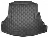 AvtoGumm Резиновый коврик в багажник HONDA Accord 2003-2008 (седан)