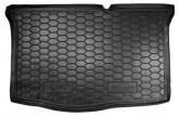 AvtoGumm Резиновый коврик в багажник HYUNDAI i20 2015- НВ