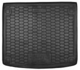 AvtoGumm Резиновый коврик в багажник HYUNDAI Ioniq (electric) 2018-